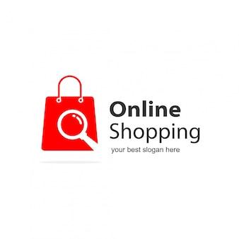 Ispirazione per lo shopping logo.