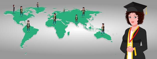 Istruzione superiore nel mondo