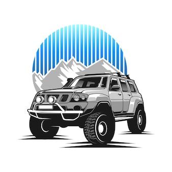 Jeep avventura