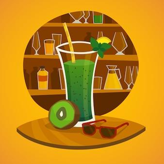 Juice bar concept