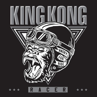 King kong racer