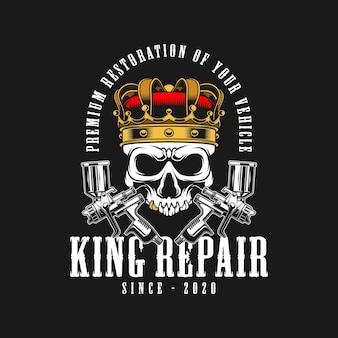 King repair paint
