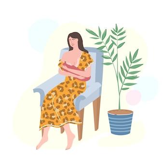 L'allattamento al seno