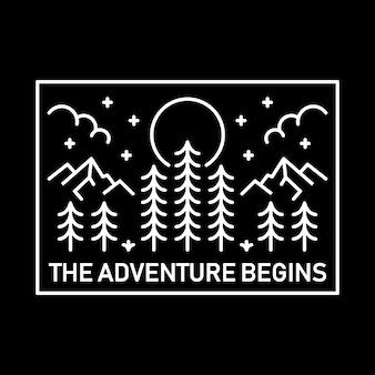L'avventura inizia