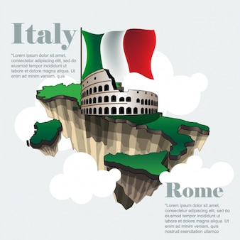 L'italia, il turismo