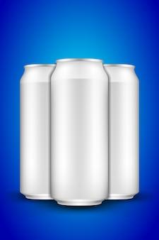 La birra può lungo