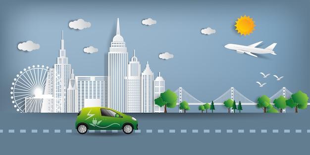La città verde salva il mondo