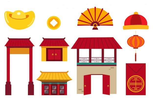 La collezione di oggetti cinesi