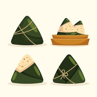 La collezione zongzi di dragon boat