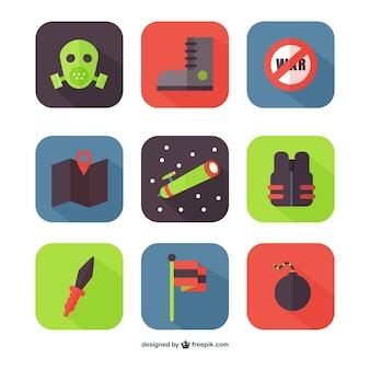 La guerra delle icone colorate
