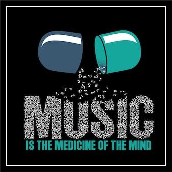 La musica è medicina della mente