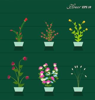 La primavera fiorisce di sfondo