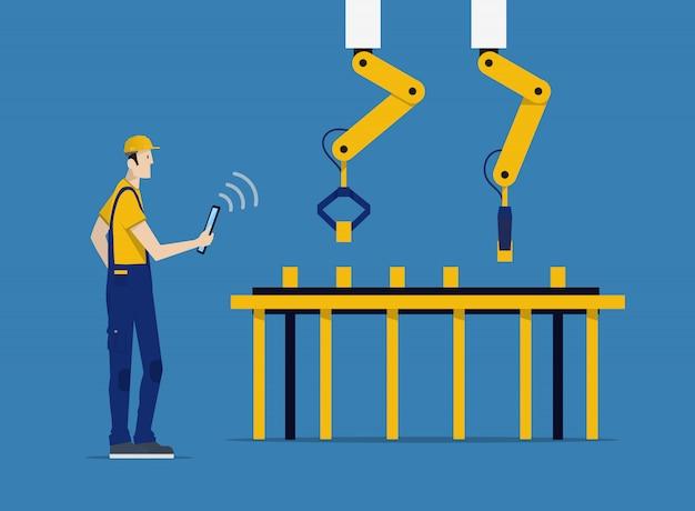 La quarta rivoluzione industriale.
