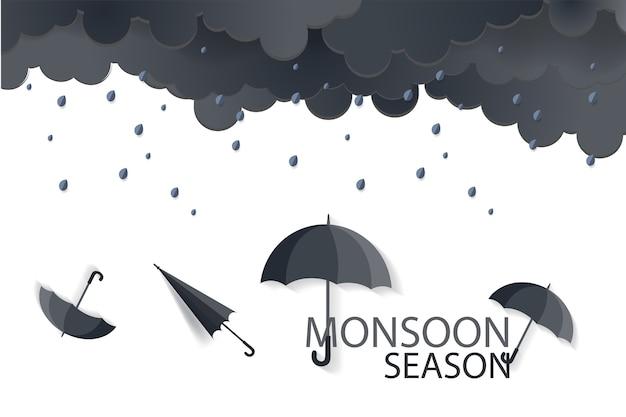 La stagione dei monsoni