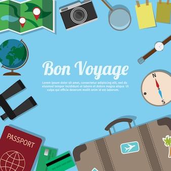 La valigia del viaggiatore