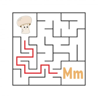 Labirinto divertente