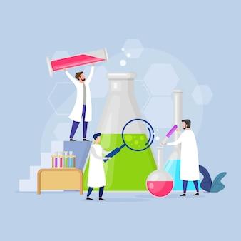 Laboratorio analizzando il concetto di design
