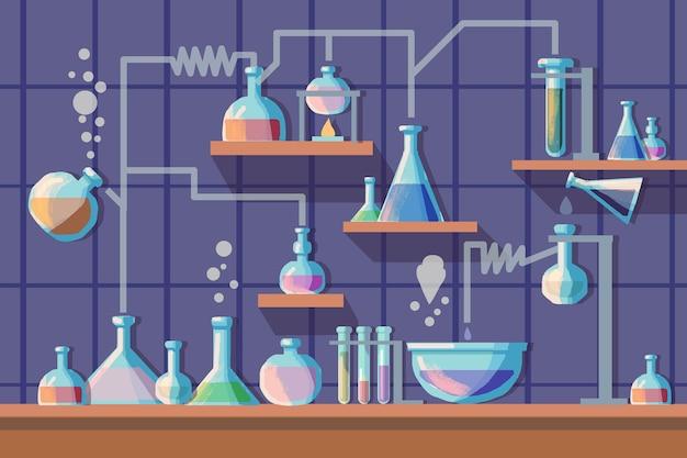 Laboratorio di scienze dell'acquerello