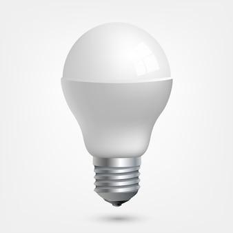 Lampadina a risparmio energetico a diodi led