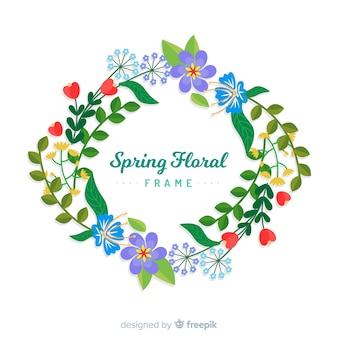 Lascia sfondo cornice primavera