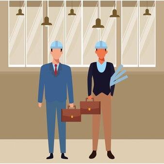 Lavori e occupazioni