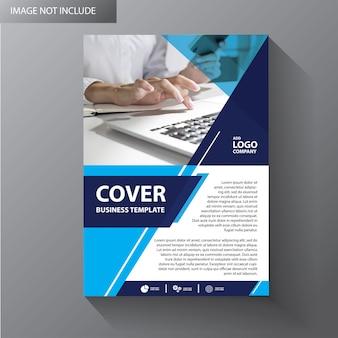 Layout del modello di brochure