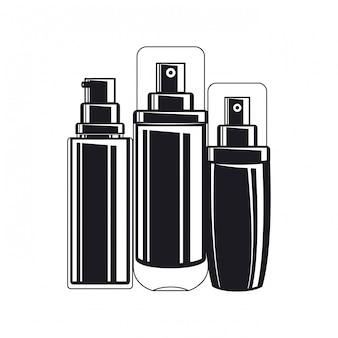 Le bottiglie splash sono accessori