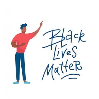 Le vite nere contano