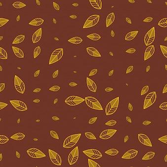 Leaf backgound