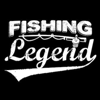 Leggenda di pesca