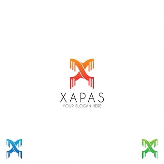 Lettera moderna x logo