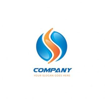 Lettera s logo
