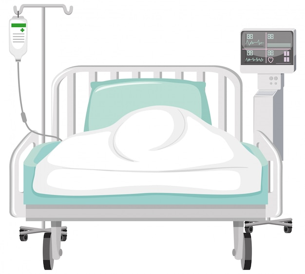 Letto d'ospedale