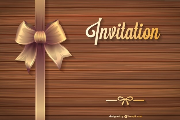 Libero anniversario vettore invito