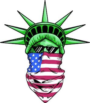 Libertà urbana in america
