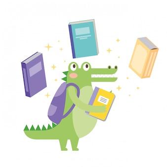 Libri e cartoni educativi