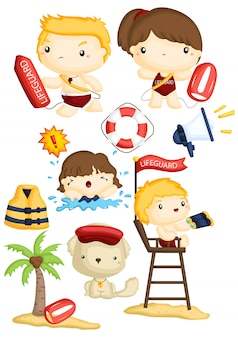 Lifeguard image set