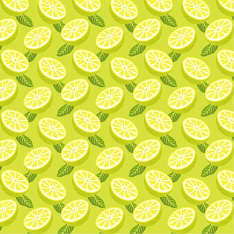 Limone patern
