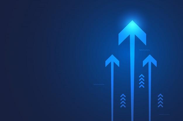 Linea astratta concetto del collegamento del fondo. concetto di trasferimento. concetto di dati.