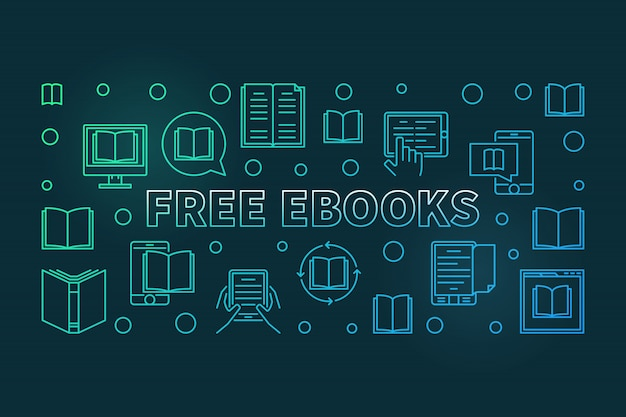 Linea colorata ebook gratuita