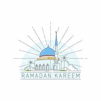 Linea d'arte moschea