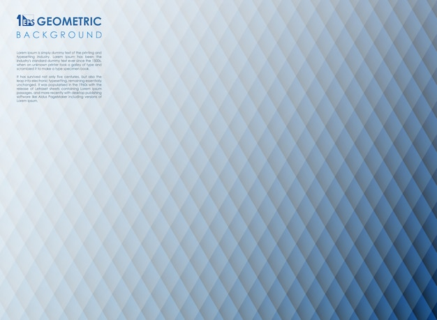Linea geometrica astratta striscia blu sfondo geometrico,