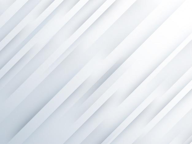 Linee astratte del fondo bianco di vettore.
