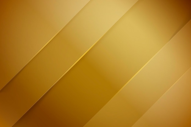 Linee oblique sfondo di lusso oro