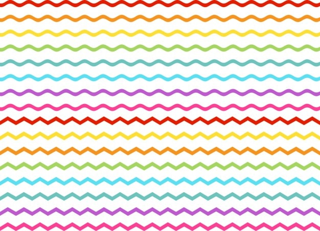 Linee ondulate sfondo
