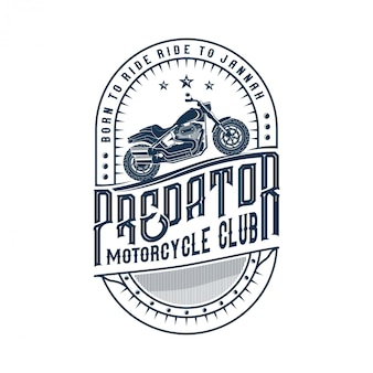 Loghi per moto, officine e custom