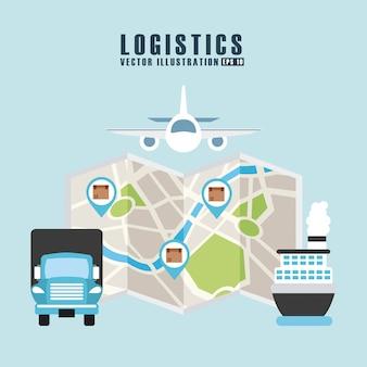 Logistica dei trasporti