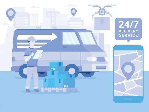Logistica e trasporti