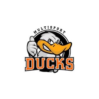 Logo anatra
