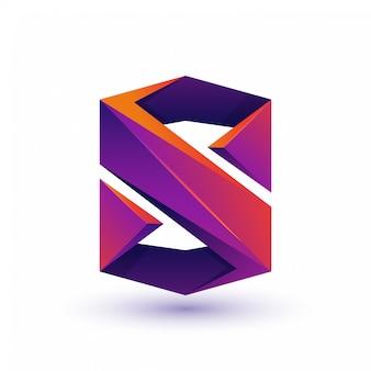 Logo astratto s